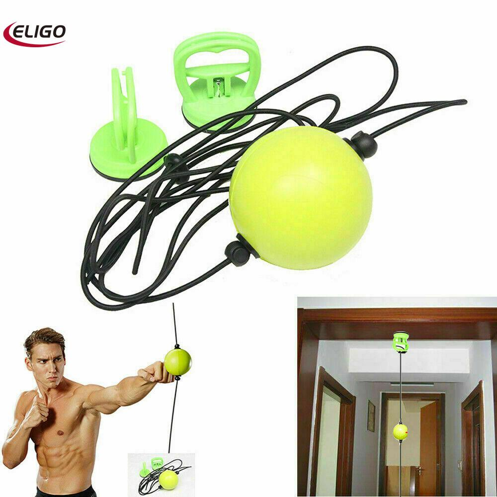fight ball lomachenko punching ball boxing equipment training apparatus muay thai boxing trainer accessories speed fast ball gym Boxing Reflex Speed Ball Improves Reactivity Hand Eye Training Set Stress Gym Boxing Muay Thai Workout
