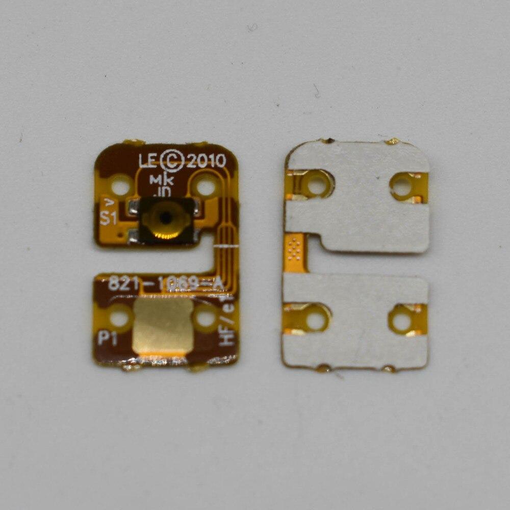 Para apple iPod Touch 4 4th 4G botón de inicio reemplazo de cable flexible cinta circuito cable conectar piezas de repuesto