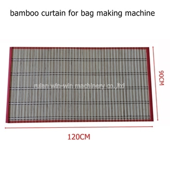 6pcs width 90cm length 120CM bamboo curtain bag making machine parts