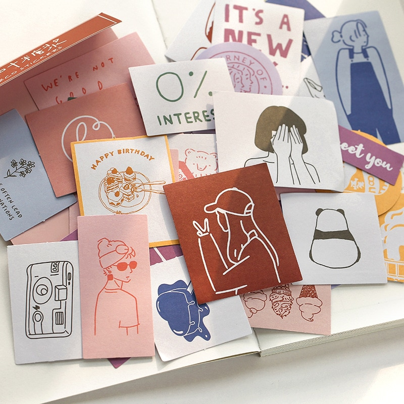 mohamm-60-lenzuola-cartone-animato-di-cancelleria-adesivi-carta-di-rilascio-adesivi-scrapbooking-forniture-accessori-per-la-scuola-diario-foto-album