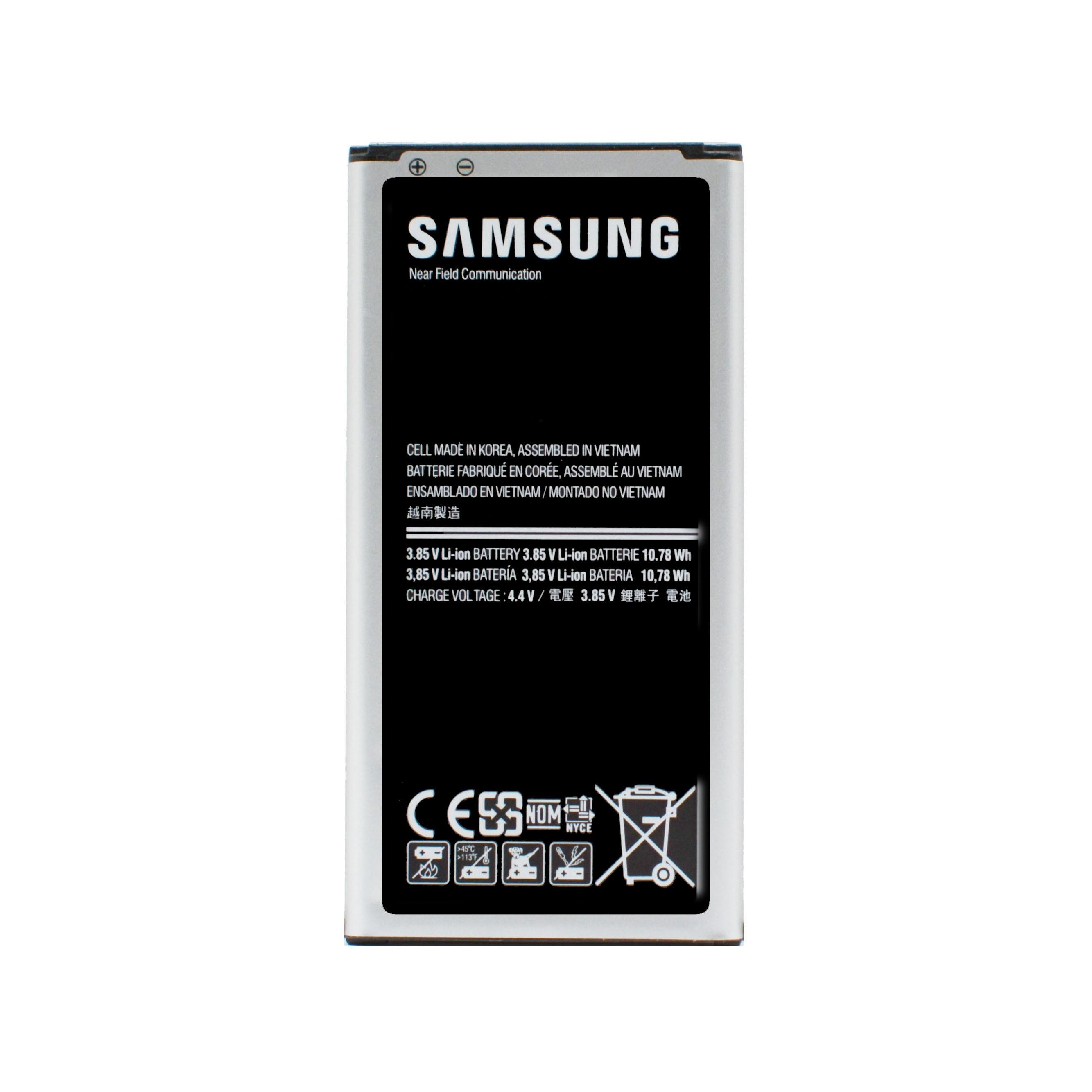20pcs/lot Battery EB-BG900BBE for Samsung Galaxy s5 G900 G900S G900I G900F G900H Original NFC Replacement Phone Bateria 2800mAh enlarge