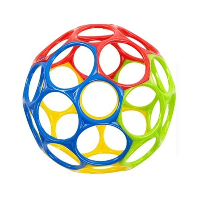Pretty Mini Finger Hole Toy Ball Educational Sorcery Hand Catching the for Children of All Ages