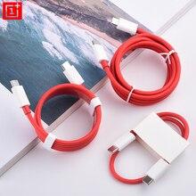 Oneplus 8T double Type C 65W câble 6.5A PD type-c à USB C ligne pour 1 + One Plus 8 8T 7T Pro 6 5 Nord N10 N100 cordon chargeur
