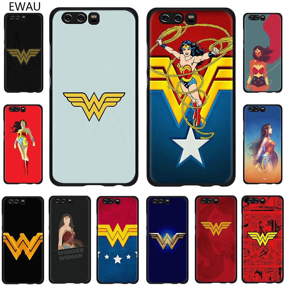 EWAU pregunto mujer logotipo suave caso de la cubierta del teléfono para Huawei Honor 20 9X 6A 7A 7C 7X 8C 8X Pro 8 9 10 Lite