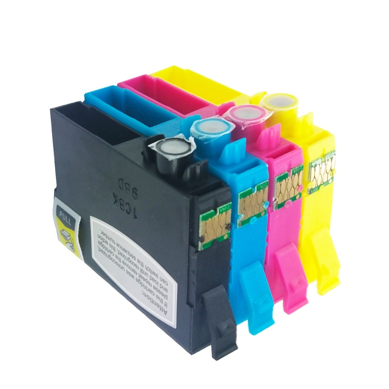 Einkshop 212 212xl Compatible cartucho de tinta para Epson T212 fuerza WF-2830 WF-2850 expresión casa XP-4100 XP-4105 impresora