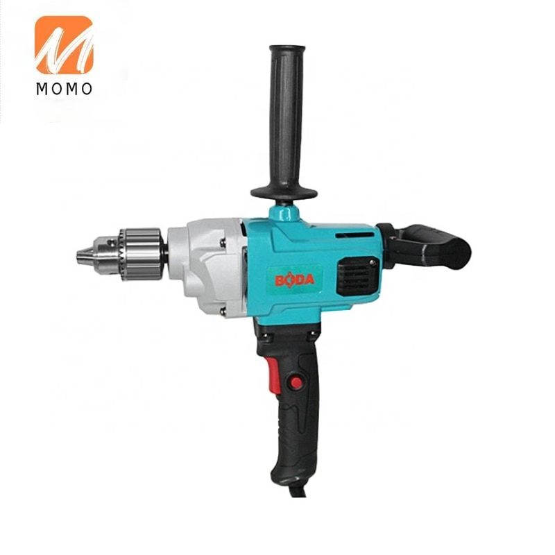 D12-16E multifunction power tools stirring hand drill high power 1200W 16mm electric aircraft drill