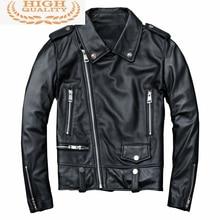 Sheepskin 100% Real Coat Female Autumn Winter Short Genuine Leather Jacket Women Natural Motorcycle