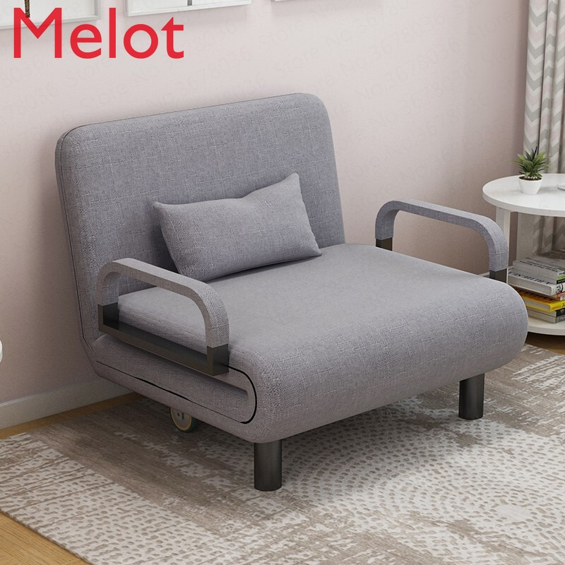 Sofá Cama Plegable de doble uso para sala de estar, individual, doble,...