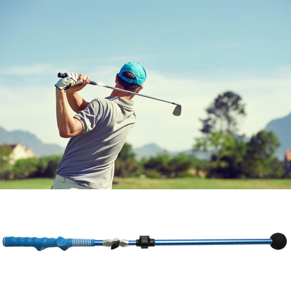 Golf Trainer Grip Golf Training Aid Swing Multicolor Golf Tempo Training Tools Strength Speed Improvedgolf swing practice stick