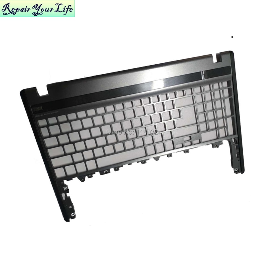 Laptop Frames for Acer Aspire 5755 5755G topcase palmrest frame Laptops Parts replacement AP0KX00010
