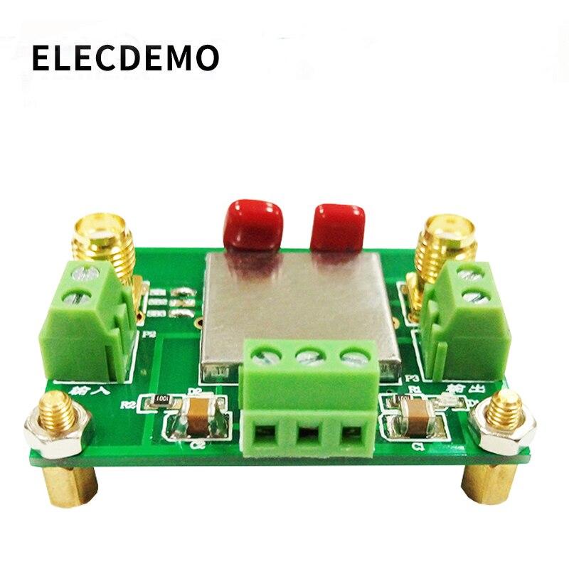 Модуль TLC2652, модуль усилителя сигнала, модуль усилителя сигнала постоянного тока, функция усилителя чоппера, демонстрационная плата