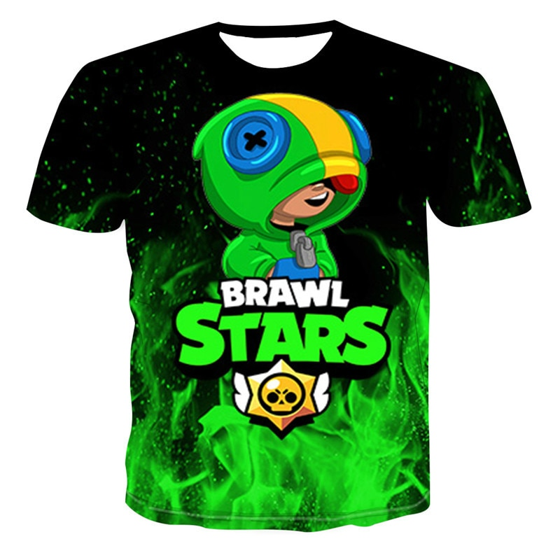 2021 New Summer Children's 3D Printed T-shirts, High-end T-shirts for Boys and Girls from 4 to 12 Ye