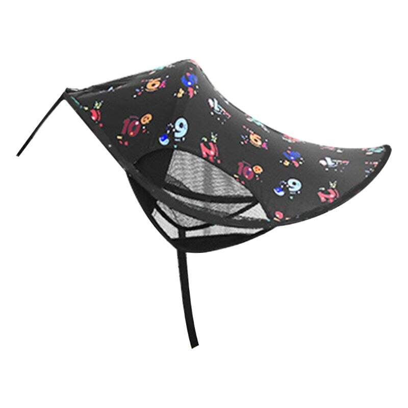 Parasol para cochecito de bebé, parasol, cubierta antisalpicaduras de agua para Buggy, accesorios de cochecito, envoltura apretada