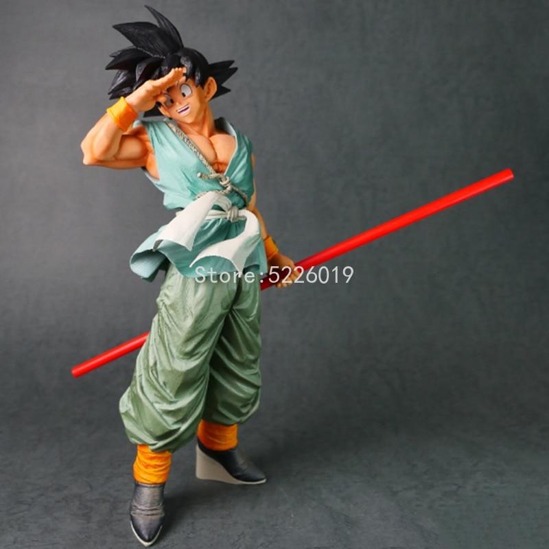 30cm Anime Figur Dragon Ball SMSP SUPER MASTER STERNE STÜCK Sohn Goku 10th Anniversary Manga Action Figur Spielzeug Sohn goku Figur