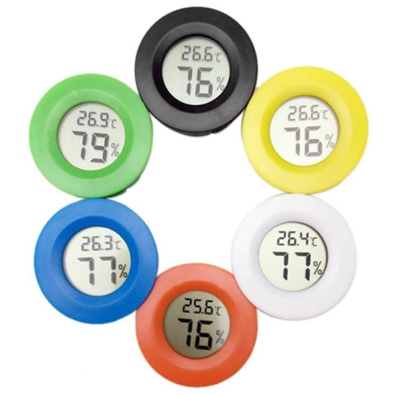 Цифровой мини-Термометр-Гигрометр с ЖК-дисплеем