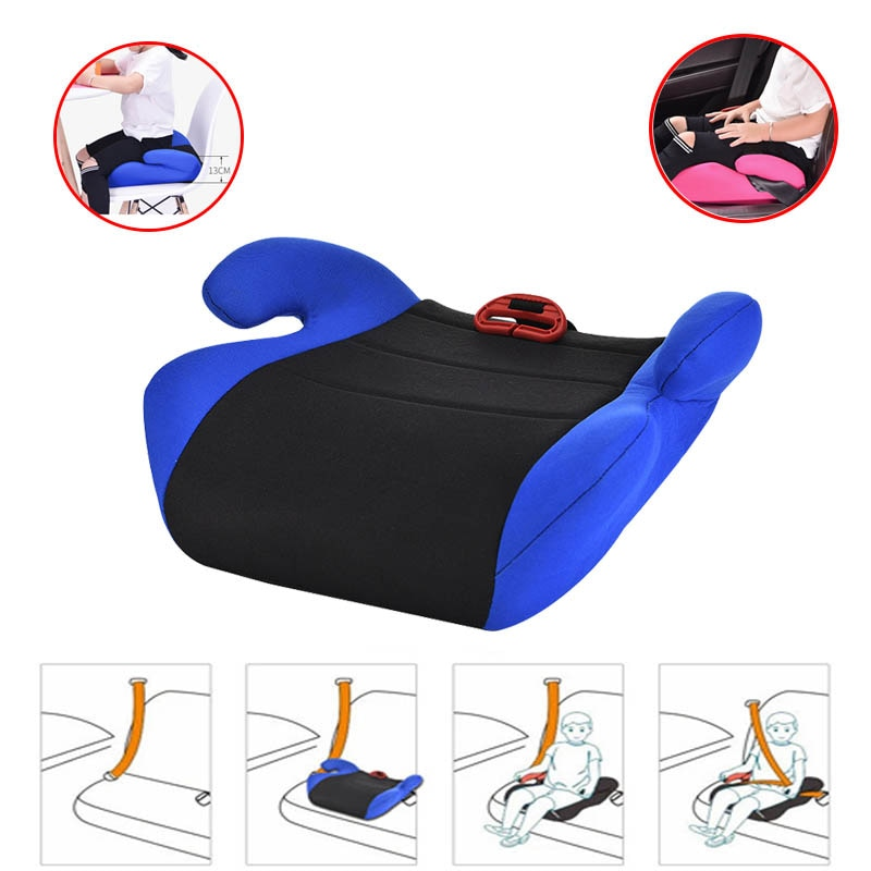 seat booster Child car seat cushion Increased dinner chair Car seat cushion HDPE Integrated Baby Auto cradle