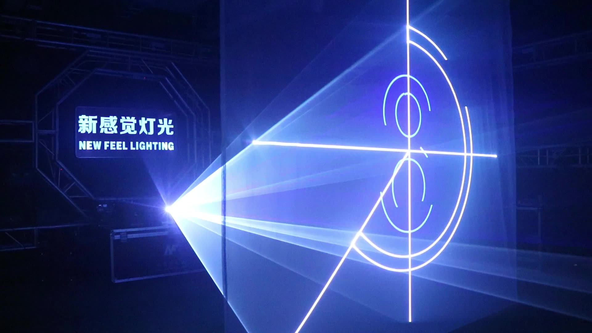 F760 10 واط 40K ILDA الليزر 40Kpps الماسح الضوئي المرحلة تظهر شعاع الإضاءة Dj نادي الحدث RGB كامل اللون ليزر الرسوم المتحركة الخفيفة