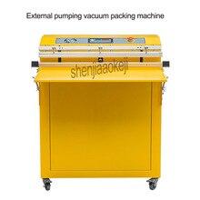 1PC VS-800E ménage étanchéité Machine 220V/110V externe pompage vide Machine demballage Commercial sous vide Machine à emballer