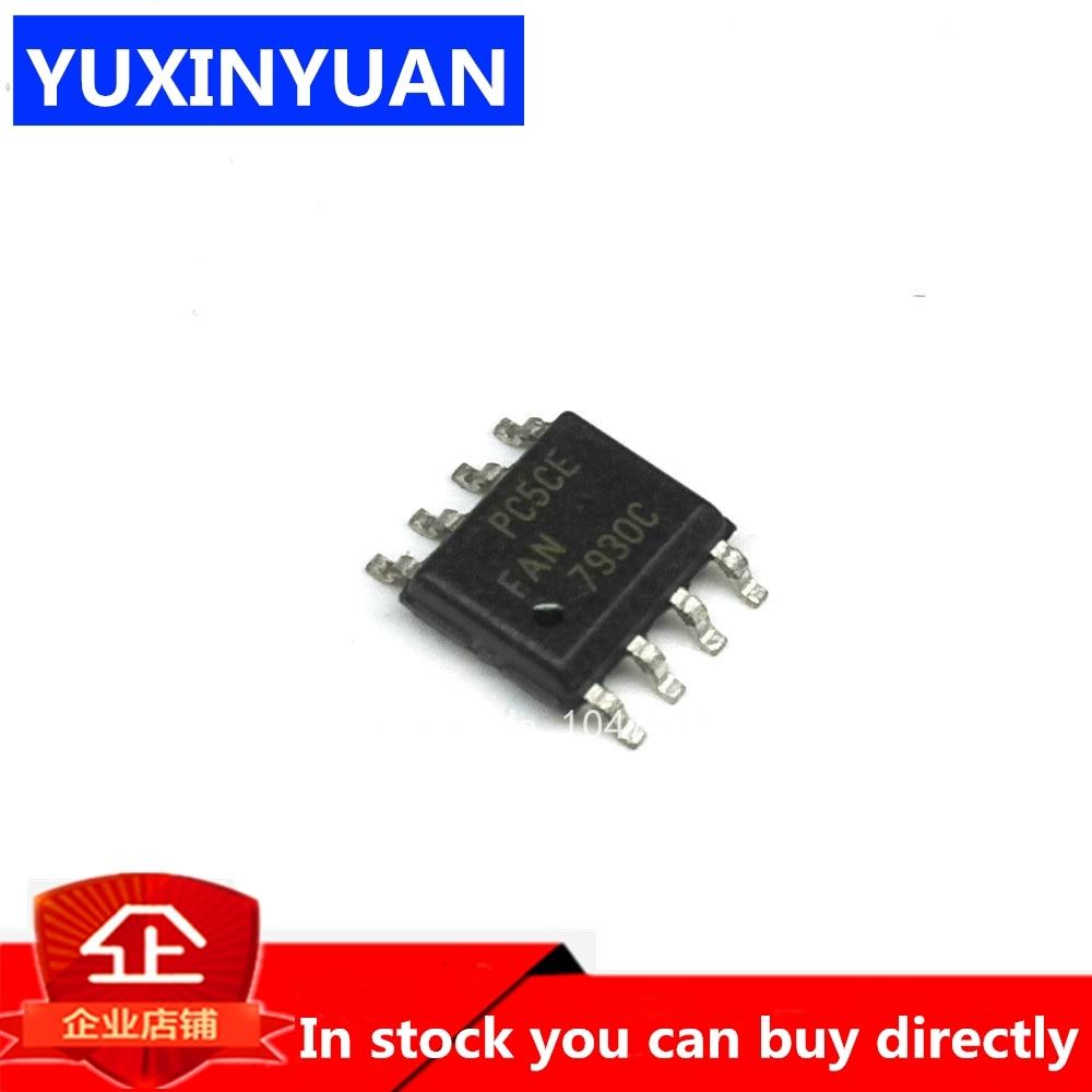 FAN7930C FAN7930 7930C SOP8  10pcs/lot Critical Conduction Mode PFC Controller