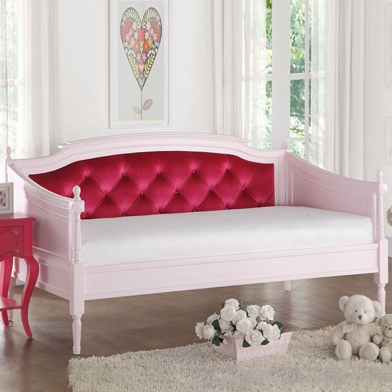 سرير خشبي سرير نهاري الشمال خشب عصري سرير خشبي أثاث غرفة نوم للكبار والأطفال