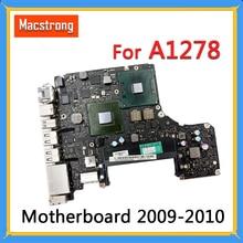 "Getestet A1278 Motherboard für Macbook Pro 13 ""2008 2009 2010 Logic Board Intel Core 2 Duo 2,26 GHz 2,66 GHz 2,4 GHz 820-2530-A"