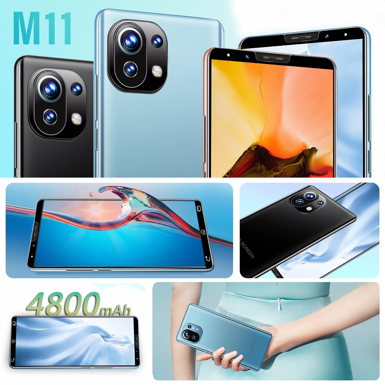 Global Version Mi 11 Lite Mobile Phone 6GB 128GB 5.5