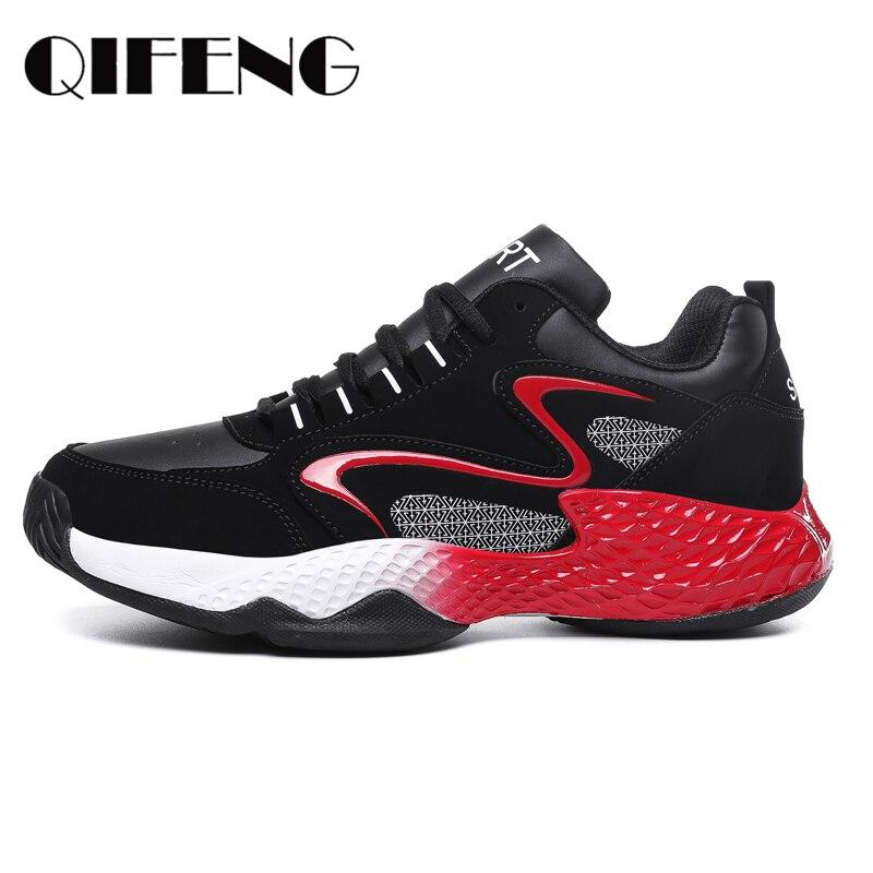 Zapatos informales de verano para hombre, zapatillas transpirables de cuero negro, zapatos para hombre, zapatillas de baloncesto deportivas de otoño, zapatos casuales de moda para hombre