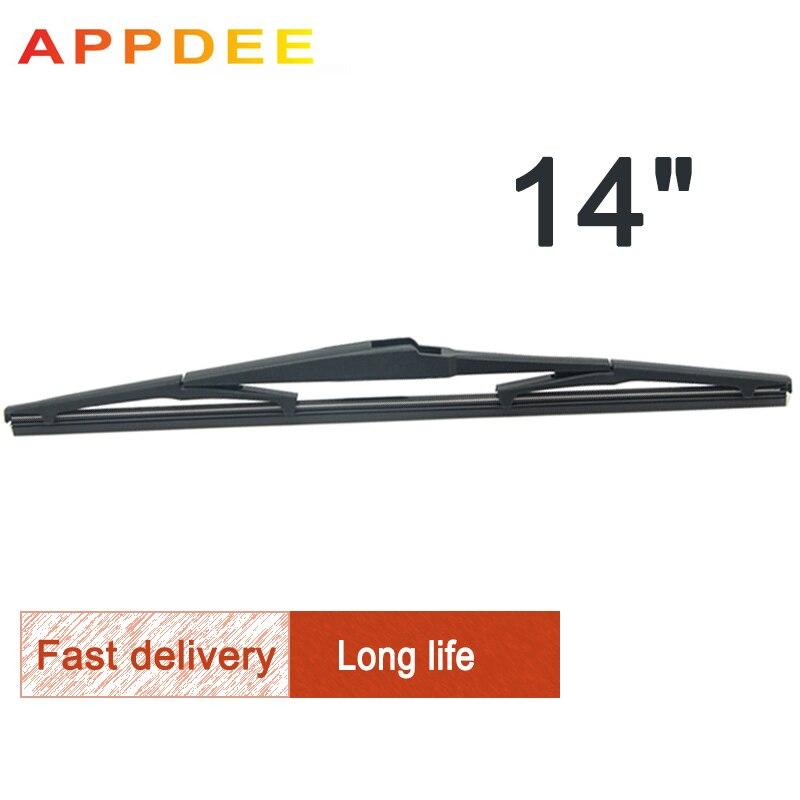 Limpiaparabrisas trasero APPDEE de 14 pulgadas para Mazda CX-5 CX5 KE 2012 - 2017 parabrisas ventana trasera