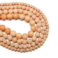 natural shell beads round shape primary colors charms for jewelry making necklace charms size 6 8 10 12 mm