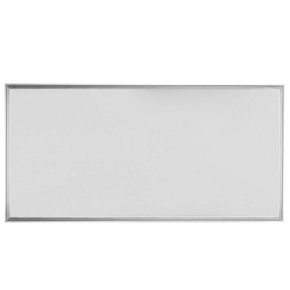 Panel de luz LED grande de 60x120cm para interiores, iluminación blanca fría/blanca cálida/luces atenuables CA 220V IP21, lámpara para el hogar