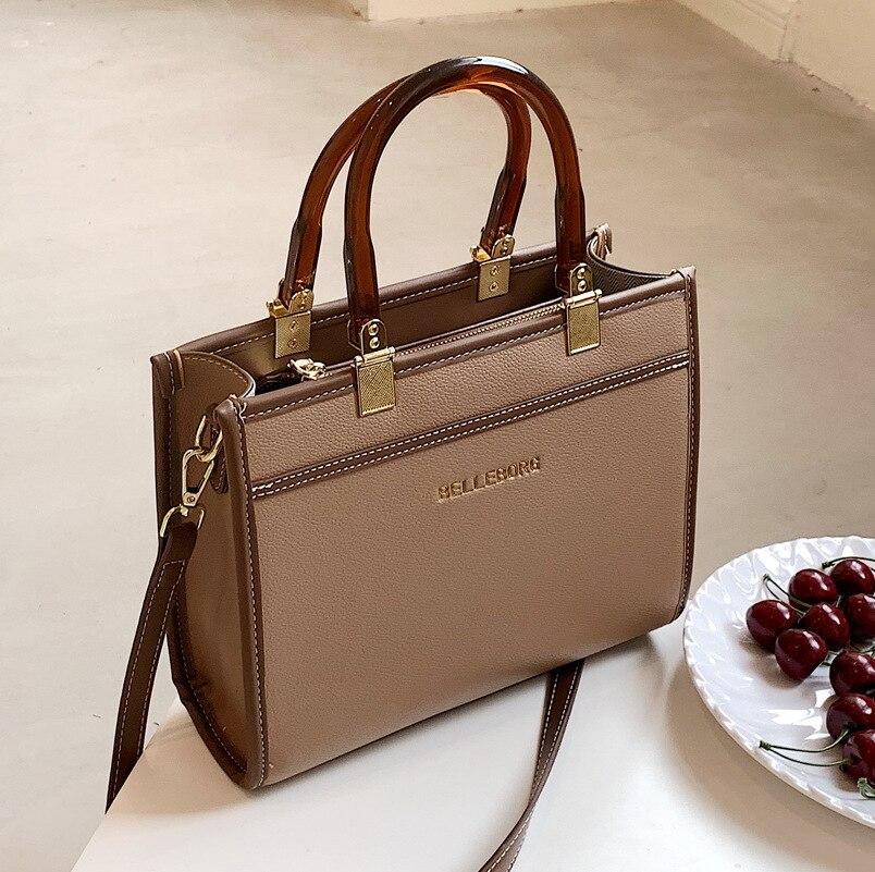 Высококачественные вместительные сумки, женские сумки, новые модные сумки, сумки-тоуты, универсальные сумки-мессенджеры, осень 2021