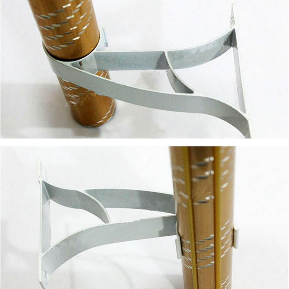 Rod Drapery Hang Base Accessories Drape Decoration Aluminum Alloy Curtain Bracket