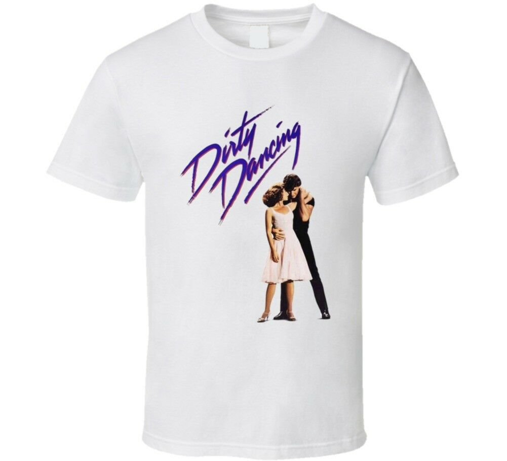 Camiseta de la película del amor del Fan de la secta del baile sucio