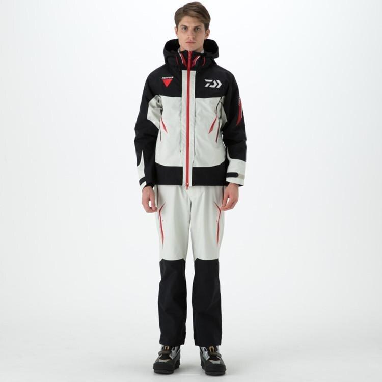 Daiwa Fishing Clothing GORE-TEX Outdoor Wear Waterproof Windproof  Fishing Jacket Fishing Pants Men Breathable Fishing Suit Set enlarge