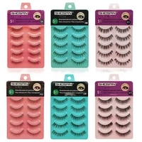 5 pairs of thick false eyelashes natural false eyelashes dramatic false eyelash makeup eyelash extension silk eyelashes