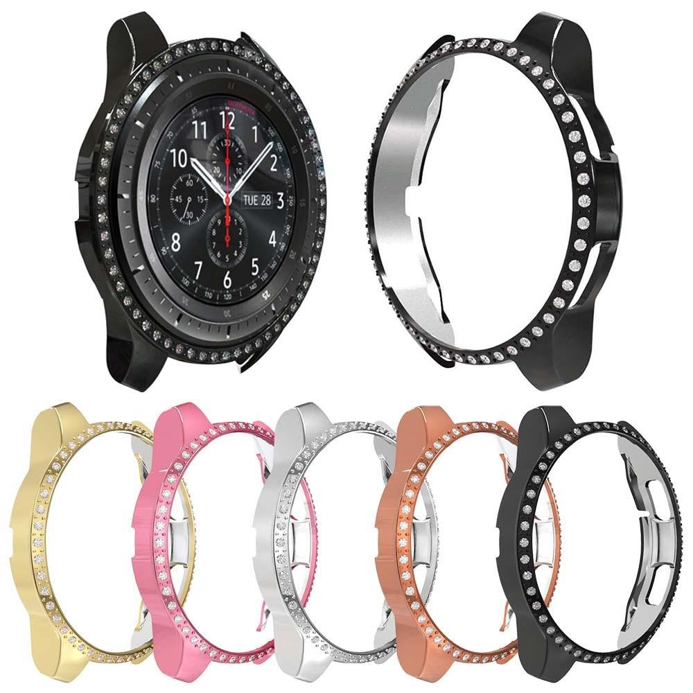 Funda protectora para reloj Samsung Galaxy Watch para mujer, 42mm/46mm/Active 2 1...