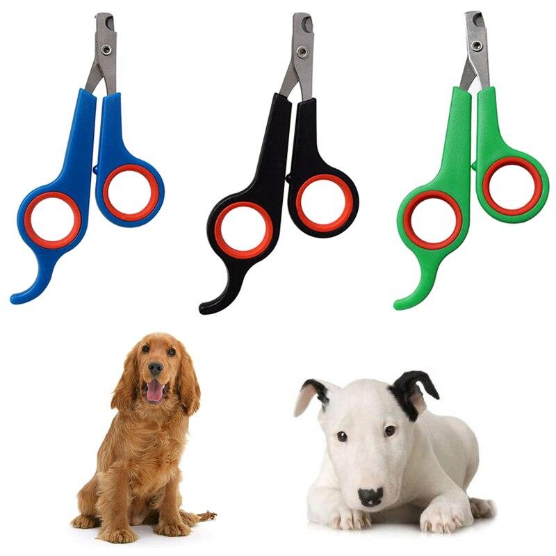 Para uñas de aseo tijeras para perro gato juguetes ratón conejo y hurón pequeños animales más elementos para el cuidado de mascotas