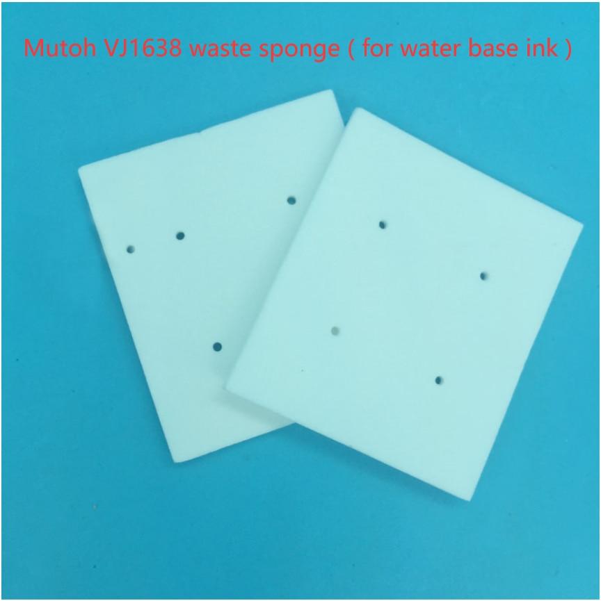 Mutoh VJ1638 ink filtering sponge for Mutoh Valuejet 1638 waste sponge Serge mist pad ink flash pad water based solvent ink