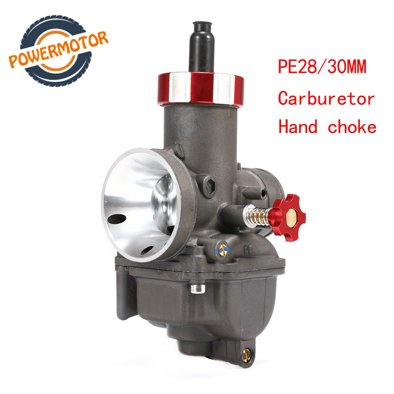AliExpress - PE28 28mm PE30 30mm Carburetor hand choke Carburador Carb  for Keihin Honda CR80 CR80RB CR85 CR85R Kawasaki KSR 110 KX80 KX100