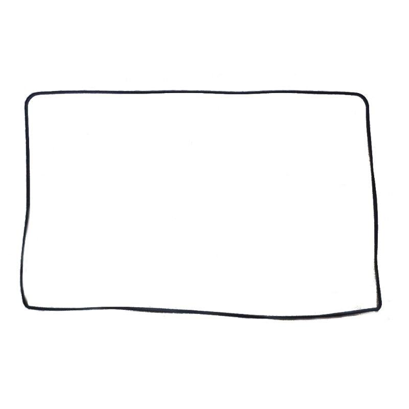 """Anillo de bisel de Marco medio de goma de pantalla LCD para MacBook Air 11 """"A1370 A1465"""
