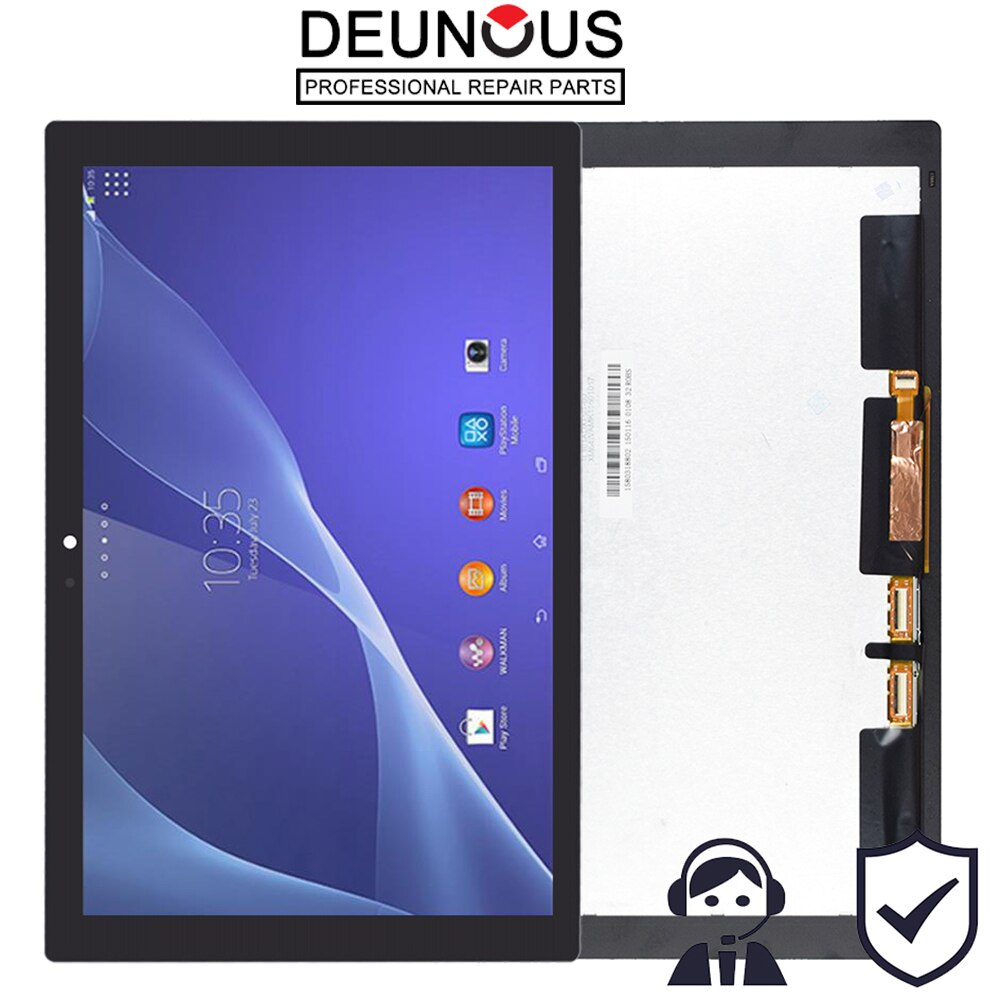 Для sony Xperia Tablet Z4 SGP771 SGP712 ЖК-дисплей сенсорный экран дигитайзер панель сборка Замена для sony Tablet Z4 lcd