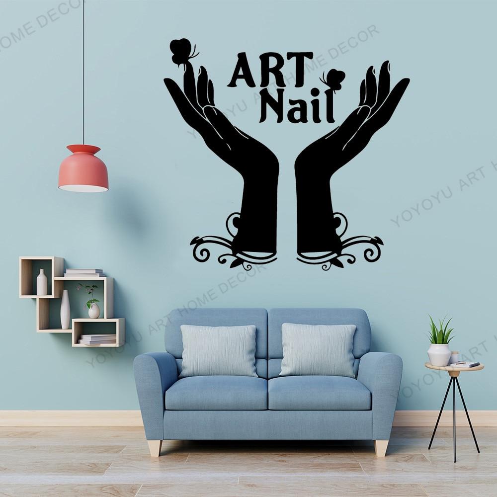 Moderno para decoración del hogar, pegatinas de pared para salón, decoración del hogar, pegatina de pared de Pvc, pegatinas artísticas para pared Q98