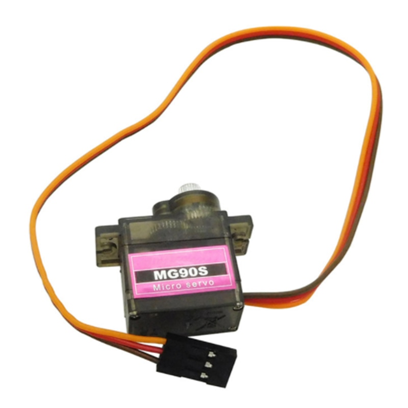 5Pcs/Lot MG90S Metal Gear Digital 9G Servo for RC Helicopter Aircraft Boat MG90 9G Trex 450 enlarge