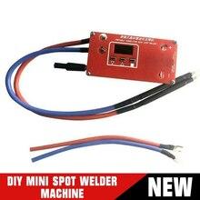Portable DIY Mini Spot Welder Machine with LCD Display For 18650 Battery Various Welding Power Supply DIY Spot Welder Pen