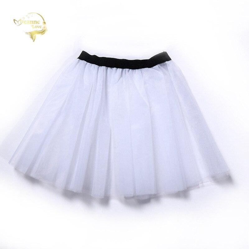 2020 Summer Short Tulle Skirt Slip for Beach Womens Black Belt Multi Layers Soft Mesh Dance Girlfriend Tutu Ballet Underskirt