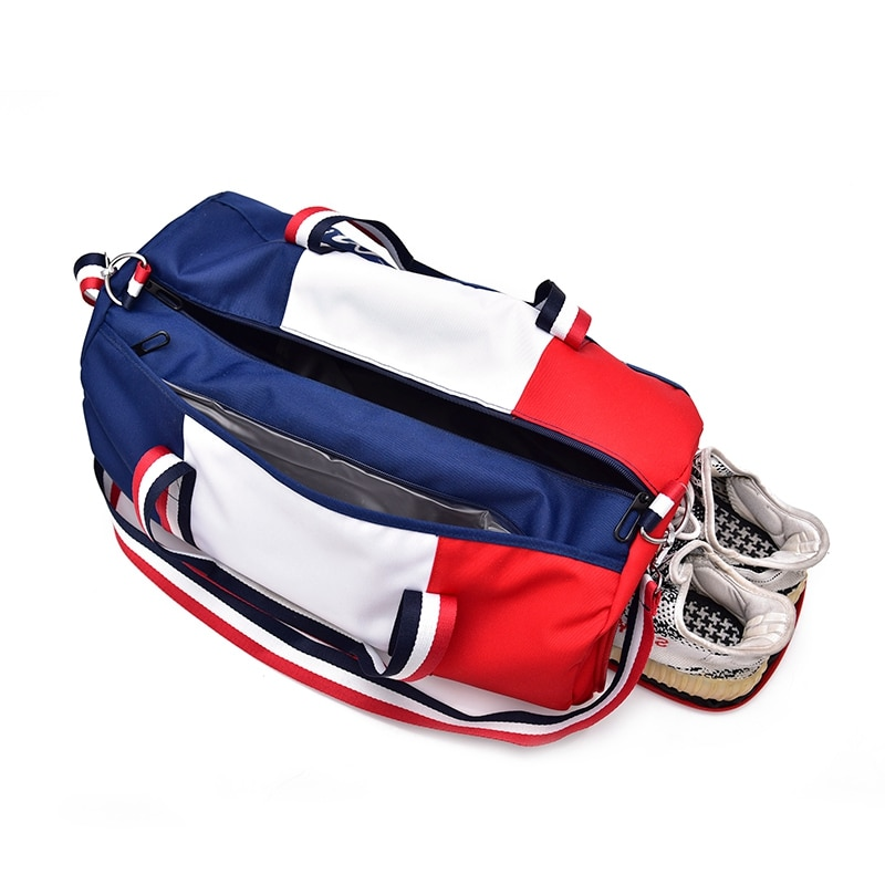 Storage Wet Dry Women Swimming Bag High Capacity Portable Waterproof Travel Bag Outdoor Gym Sports Bolsa Sport Bags BN50SB