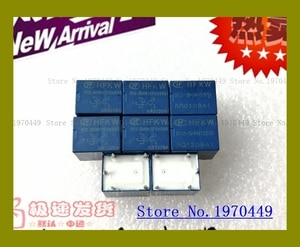 HFKW-012-SHW 12VDC 10A 012-SHW