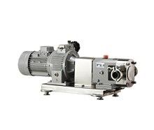 Pompe à rotor rotatif en acier inoxydable pour aliments à haute viscosité