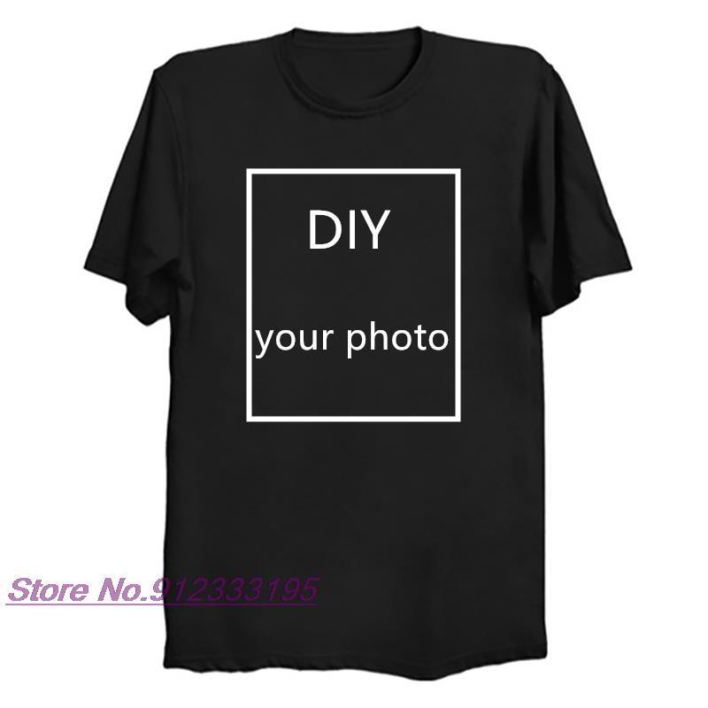 t shirt diy 100% Cotton DIY Custom Made T-shirt