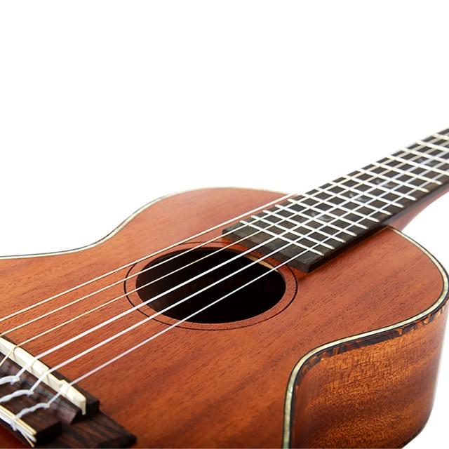 Bullfighter 28inch mini Guitar 6Strings Acoustic Guitar Classical Folk Guitar Rosewood Mahogany Musical Instrumental Best Gift enlarge